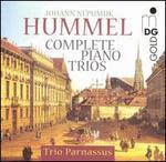 Johann Nepomuk Hummel: Complete Piano Trios