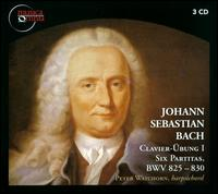 Johann Sebastian Bach: Clavier-Übung I - Six Partitas, BWV 825-830 - Peter Watchorn (harpsichord)