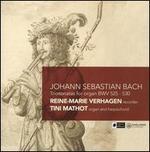 Johann Sebastian Bach: Triosonatas for Organ BWV 525-530