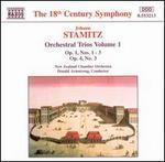 Johann Stamitz: Orchestral Trios, Vol. 1