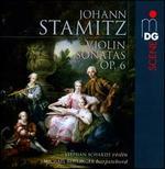 Johann Stamitz: Violin Sonatas, Op. 6 - Michael Behringer (harpsichord); Stephan Schardt (violin)