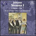 Johann Strauss I Edition, Vol. 7