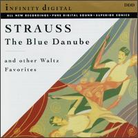 Johann Strauss: The Blue Danube & Other Waltz Favorites - St. Petersburg Radio & TV Symphony Orchestra; Stanislav Gorkovenko (conductor)