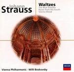 Johann Strauss: Waltzes - Vienna Philharmonic Orchestra; Willi Boskovsky (conductor)