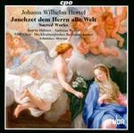 Johann Wilhelm Hertel: Jauchzet dem Herrn alle Welt - Sacred Works