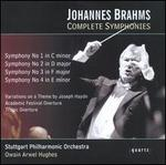 Johannes Brahms: Complete Symphonies