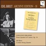 Johannes Brahms: Piano Quintet in F minor, Op. 34