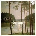 Johannes Brahms: Sonatas for Clarinet & Piano