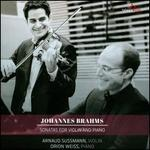 Johannes Brahms: Sonatas for violin and piano