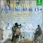 Johannes Brahms: Trios Op. 40 & 41