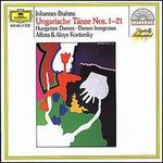 Johannes Brahms: Ungarische T�nze Nos. 1-21
