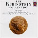 Johannes Brahms: Works for Solo Piano (The Rubinstein Collection)