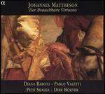 Johannes Mattheson: Der Brauchbare Virtuoso