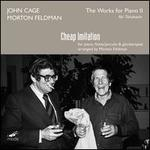 John Cage, Morton Feldman: The Works for Piano II