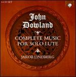 John Dowland: Complete Music for Solo Lute