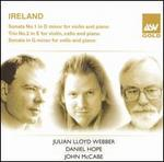 John Ireland: Violin Sonata No. 1; Trio No. 2; Cello Sonata in G minor