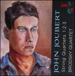 John Joubert: String Quartets Nos. 1-3