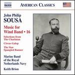 John Philip Sousa: Music for Wind Band, Vol. 16