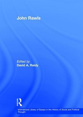 John Rawls - Reidy, David A (Editor)