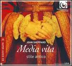 John Sheppard: Media vita