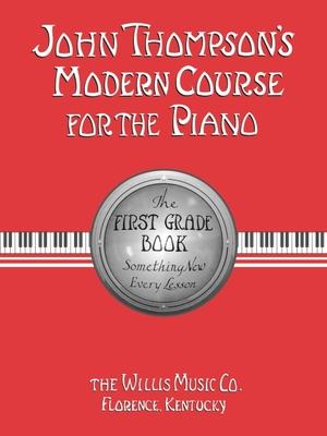 John Thompson Modern Course for the Piano, Bk 2 - Thompson, John