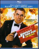 Johnny English Reborn [2 Discs] [Includes Digital Copy] [UltraViolet] [Blu-ray/DVD] - Oliver Parker