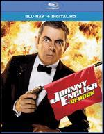 Johnny English Reborn [Includes Digital Copy] [UltraViolet] [Blu-ray]