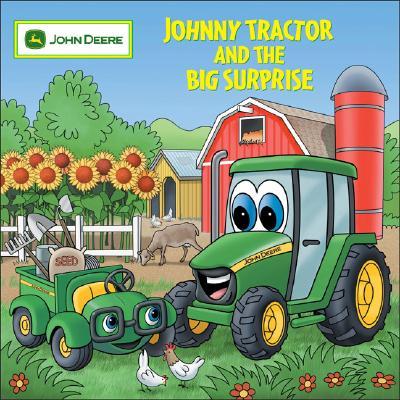 Johnny Tractor and Big Surprise - Katschke, Judy