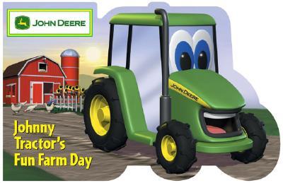 Johnny Tractor's Fun Farm Day - Neusner, Dena, and Fuller, Steve, Professor (Illustrator)
