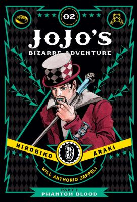 Jojo's Bizarre Adventure: Part 1--Phantom Blood, Volume 2 - Araki, Hirohiko