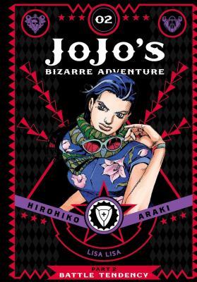 Jojo's Bizarre Adventure: Part 2: Battle Tendency, Volume 2 - Araki, Hirohiko