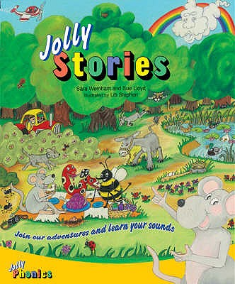 Jolly Stories: in Precursive Letters (BE) - Wernham, Sara, and Lloyd, Sue