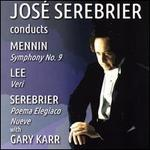 Jose Serebrier conducts Mennin, Lee, Serebrier
