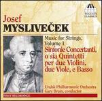 Josef Myslivecek: VI Sinfonie Concertanti, Op. 2 - Uralsk Philharmonic Orchestra; Gary Brain (conductor)