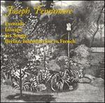 Joseph Fennimore: Eventide: Eventide; Inscape; Six Songs; Berlitz: Introduction to French