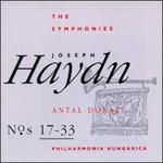 Joseph Hayden: Symphonies Nos. 17-33