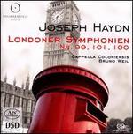Joseph Haydn: Londoner Symphonien Nr. 99, 101, 100