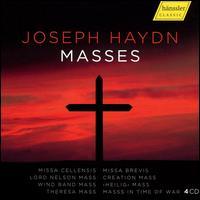 Joseph Haydn: Masses - Anne Buter (alto); Christoph Genz (tenor); Christoph Prégardien (tenor); Corby Welch (tenor); Daniela Sindram (alto);...