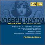 Joseph Haydn: Nelson Mass; Responsaria de Venerabili; Ave Regina