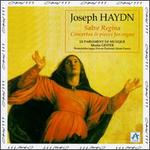 Joseph Haydn: Salve Regina; concertos & pieces for organ