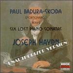 Joseph Haydn: Six Lost Piano Sonatas