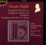 Joseph Haydn: Symphonies Nos. 93, 94, 95