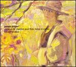 Joseph Jongen: Musique de chambre pour flute, harpe et cordes