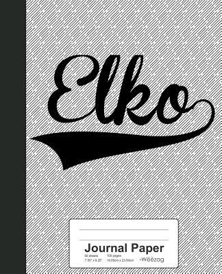 Journal Paper: ELKO Notebook - Weezag