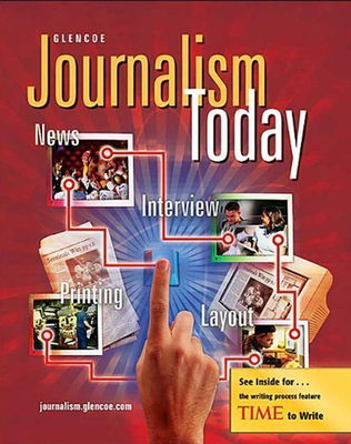 Journalism Today - Ferguson, Donald L, and Patten, Jim, and Wilson, Bradley