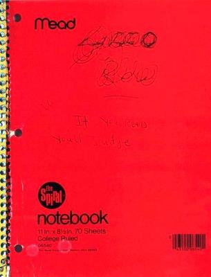 Journals - Cobain, Kurt