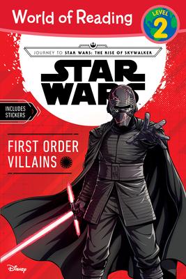 Journey to Star Wars: The Rise of Skywalker: First Order Villains - Siglain, Michael