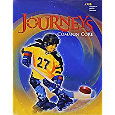 Journeys: Common Core Student Edition Grade 5 2014 - Houghton Mifflin Harcourt (Prepared for publication by)