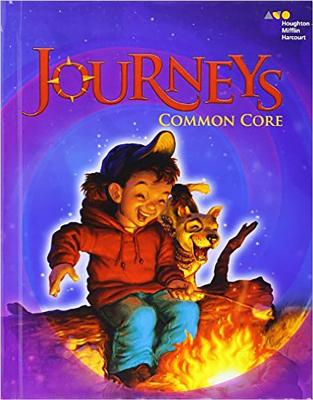Journeys: Common Core Student Edition Volume 1 Grade 3 2014 - Houghton Mifflin Harcourt (Prepared for publication by)