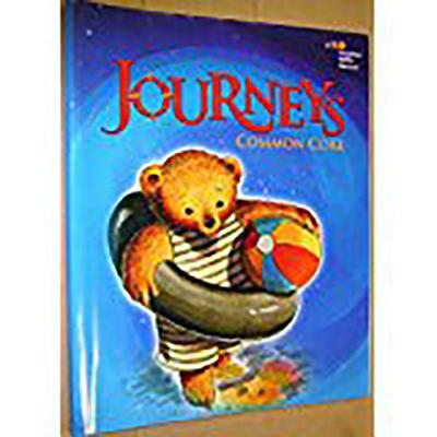 Journeys: Common Core Student Edition Volume 1 Grade K 2014 - Houghton Mifflin Harcourt (Prepared for publication by)